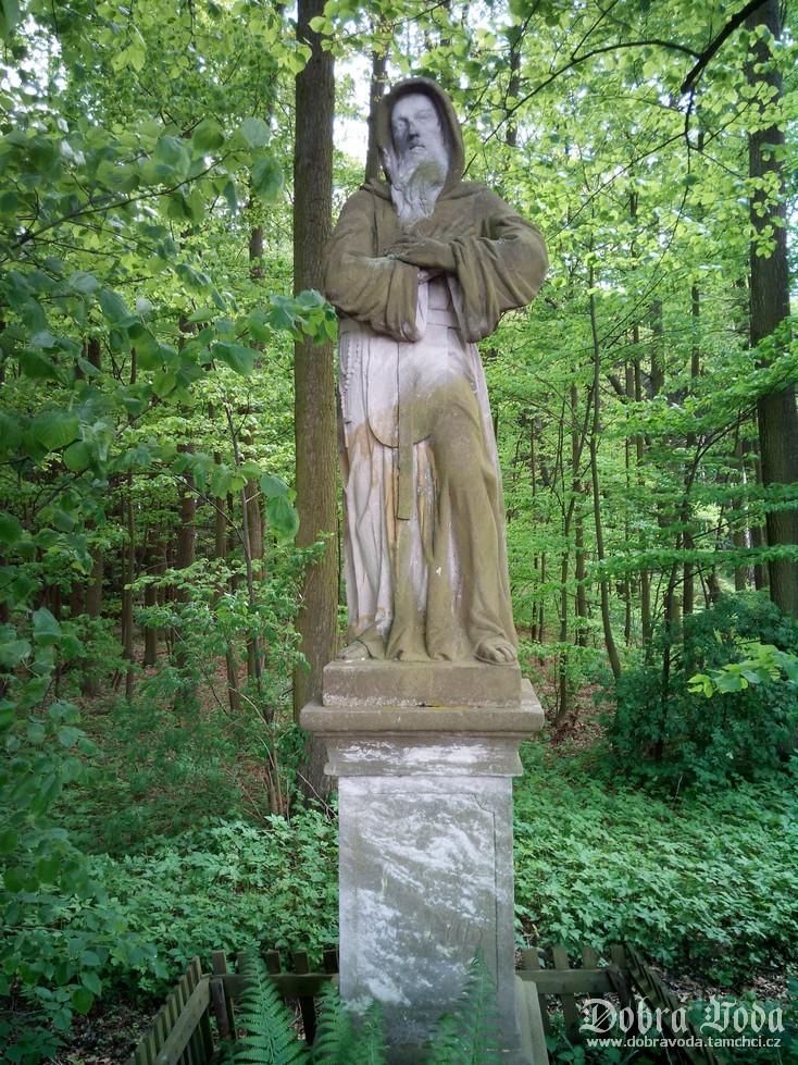 socha-sv-frantiska-dobra-voda-2